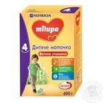 Суміш Milupa 4 молочна суха 600г