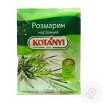 Spices rosemary Kotanyi dried 24g - buy, prices for Novus - image 1