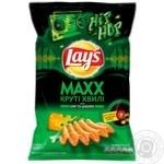 Чипсы Lay's Maxx со вкусом сыра и лука 120г