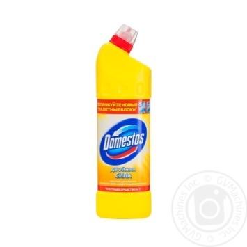 Чистящее средство Domestos Лимонная свежесть универсальное 1л