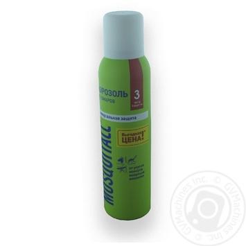Аэрозоль от комар Mosquitall Универсальная защита 150мл - купить, цены на Novus - фото 2