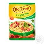 Rollton Noodles With Chicken Flavor