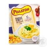 Пюре картофельное Роллтон с жареным луком 37г