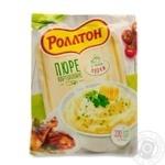 Пюре картопляне Роллтон зі смаком курки 37г