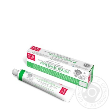 Splat Professional Healing Herbs Toothpaste - buy, prices for Auchan - image 1