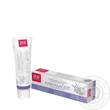 Зубна паста Splat Professional Лавандасепт 100мл - купити, ціни на Восторг - фото 2