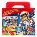 Rich Kids juice 6pcs*0,2ml +sticker-book