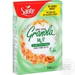 Sante with nuts granola 500g - buy, prices for Metro - photo 1