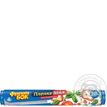 Плівка харчова 20м Фрекен Бок 20м - купити, ціни на Ашан - фото 1