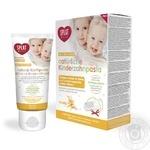 Зубна паста Splat Baby Ваніль захист від бактерій і карієсу дитяча 40мл + Зубна щіточка
