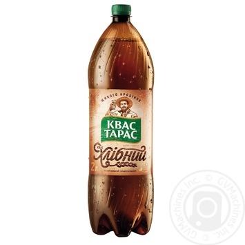 Квас Квас Тарас Хлебный 2л - купить, цены на Фуршет - фото 1