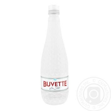 Вода Buvette Lux Still мінеральна негазована 0,75л - купити, ціни на Novus - фото 1