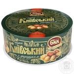 Cake Bkk Kyivskyy with hazelnuts 850g