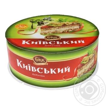 BKK Kyivskyi Airy-Peanut Torte - buy, prices for  Vostorg - image 5