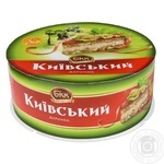 Торт БКК Киевский дар с арахисом 850г