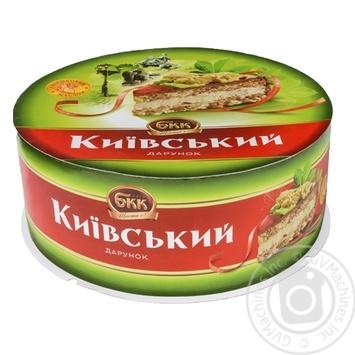 BKK Kyivskyi Airy-Peanut Torte - buy, prices for  Vostorg - image 3
