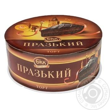 BKK Prague Torte With Butter - buy, prices for Furshet - image 4
