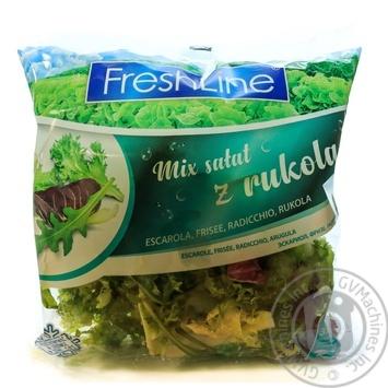 Freshline With Arugula Mix Salad 120g - buy, prices for Novus - image 1