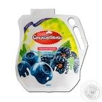 Йогурт Смаковеньки черника-ежевика 1,5% 480г
