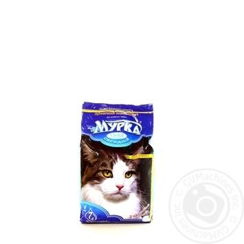 Наполнитель Мурка для кошек средний с ароматом лаванды 5кг
