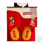 Капці Gemelli домашні жіночі