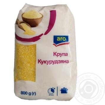 Крупа кукурузная Aro 800г