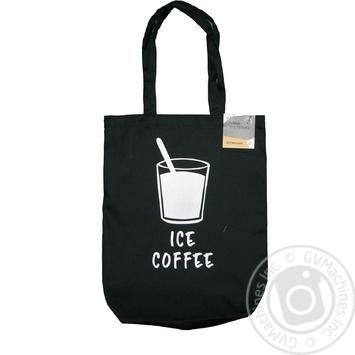 Эко-сумка господарча 450Х350Х100см - купити, ціни на Ашан - фото 1