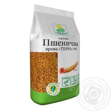 Крупа пшенична Терра Ярова №2 700г