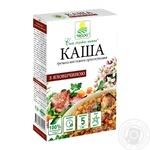 Каша гречана Терра з яловичиною митєєвого приготування 5шт 38г упаковка