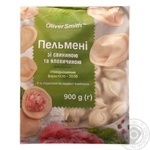Meat dumplings Oliver smith pork precooked 900g - buy, prices for Novus - image 1