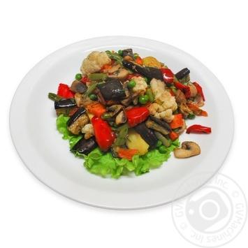 Рагу овощное с баклажаном - купить, цены на МегаМаркет - фото 1