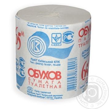 Obuhiv Toilet Paper 65m - buy, prices for Novus - image 6