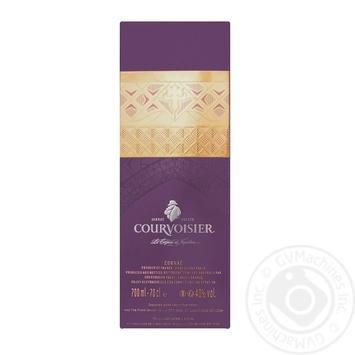 Коньяк Courvoisier V.S.O.P 40% 0,7л - купить, цены на Ашан - фото 5
