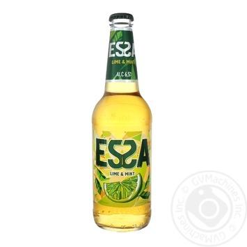 Essa Lime&Mint Beer light 6,5% 0,45l - buy, prices for Furshet - image 1