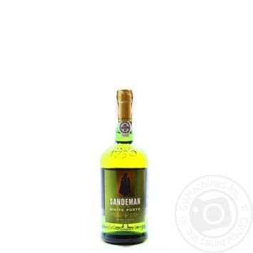 Sandeman White Porto White Wine 19.5% 0.75l - buy, prices for MegaMarket - image 1