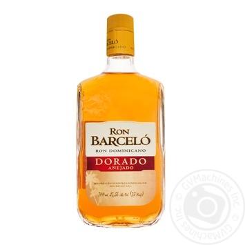 Ром Ron Barcelo Dorado 37.5% 0,7л
