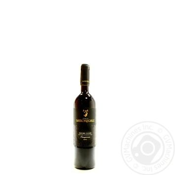Вино Sassoregale Sangiovese Maremma Toscana DOC 13,5% 0,75л