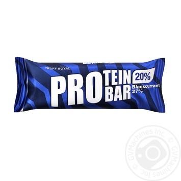 Truff Royal Protein Bar Black Currant Bar 30g