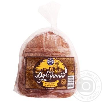 Kulynychi Dukhmyaniy cutted half bread 350g - buy, prices for CityMarket - photo 2