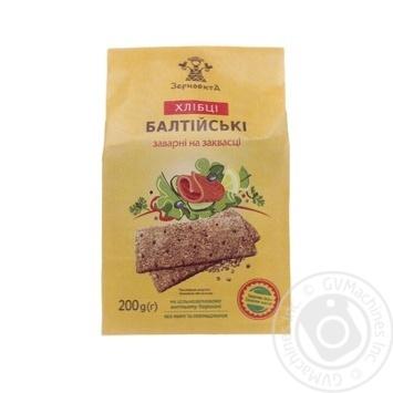 Хлебцы Зерновита Балтийские 200г