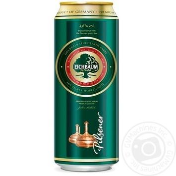 Пиво Eichbaum Premium 4.8% 0,5л