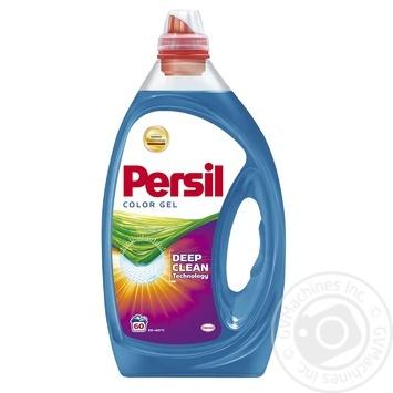 Гель для стирки Persil Color 3л - купить, цены на МегаМаркет - фото 1