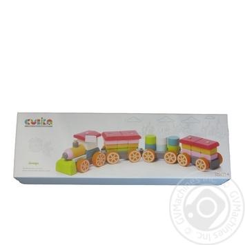 Іграшка Левеня Поїзд LР-1 11681 - купити, ціни на Фуршет - фото 2
