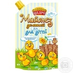 Shcherdro Homemade Style For children Mayonnaise 67% 190г