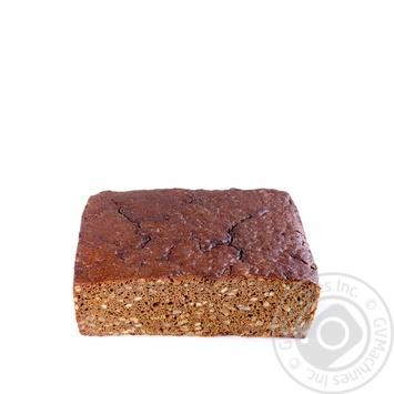 Хлеб литовский с семенами подсолнечника - купить, цены на Novus - фото 1