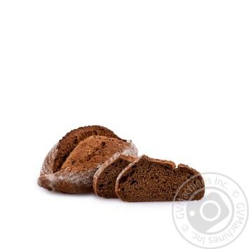 Хлеб гречневый на закваске 350г - купить, цены на Novus - фото 2