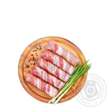 Чевапчичи свиные в беконе охлажденные
