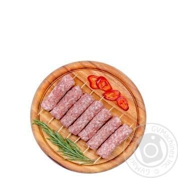 Чивапчичи из свинины охлажденные