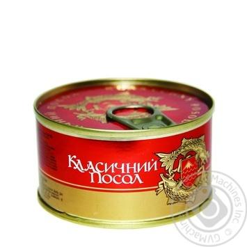 Klasychnyi Posol Granular Salmon Caviar