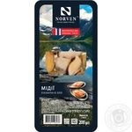 Norven spicy mussles in oil 200g